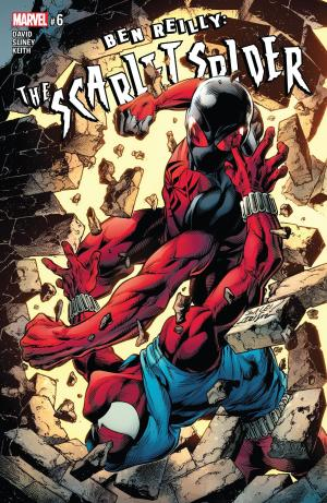 Ben Reilly: The Scarlet Spider #6 Cover