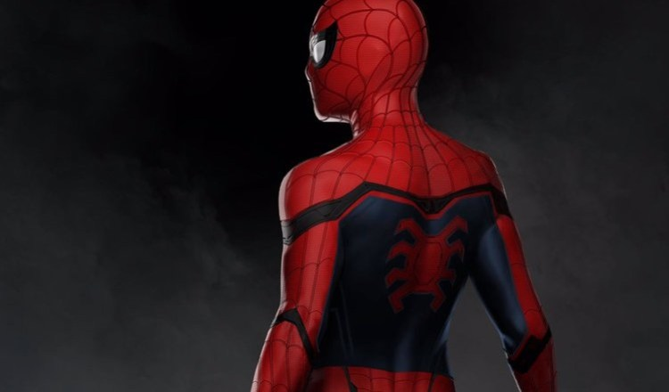 Spider-Man: Homecoming Concept Romita