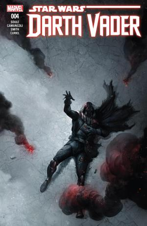 Darth Vader #4 Review Cover