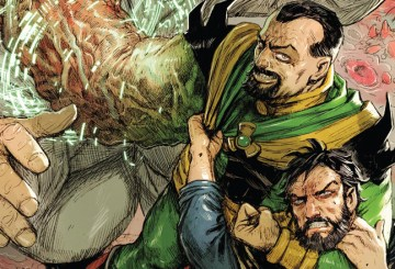 Doctor Strange #24 Review Feature Cover