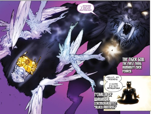 Ultimates 2 #100 Review Tiger God