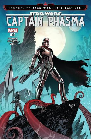 Captain Phasma #2 Review Cover