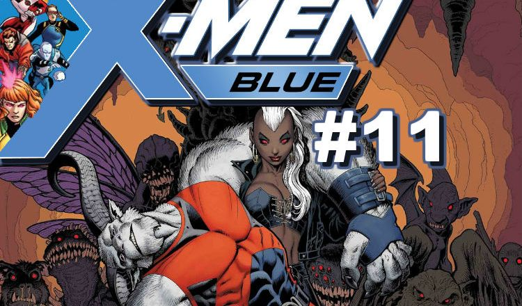 X-Men Blue #11 Thumb