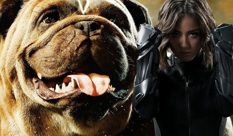 Inhumans Quake Lockjaw