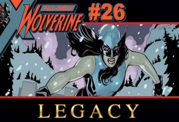 All-New Wolverine #26 Thumb