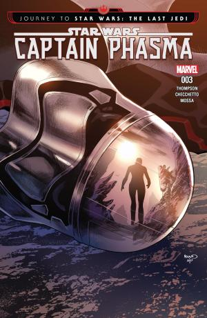 Captain Phasma #3 Review Cover
