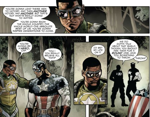 Generations The Americas #1 - 3