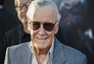 Stan Lee Los Angeles Comic Con