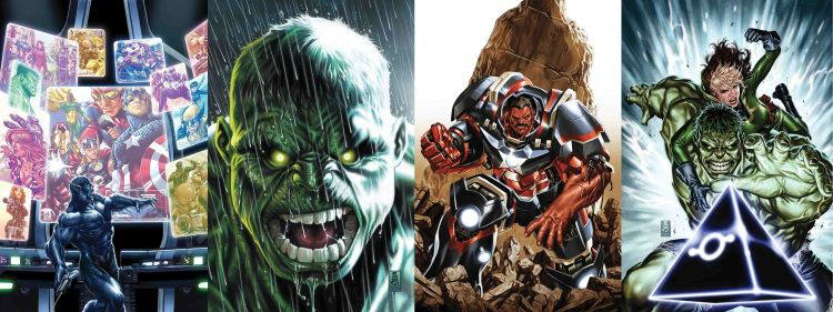 Marvel Solicitations