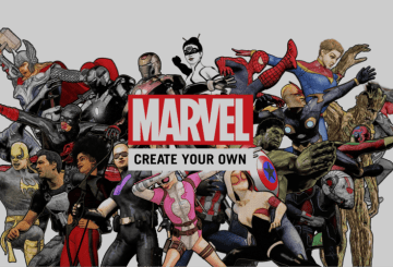 Marvel Create Your Own