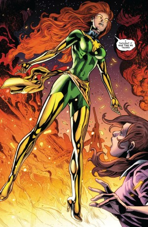 Phoenix Resurrection #3-5