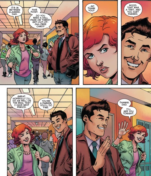 Amazing Spider-Man Renew Your Vows