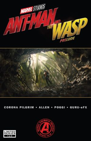 Antman Wasp Prelude #1