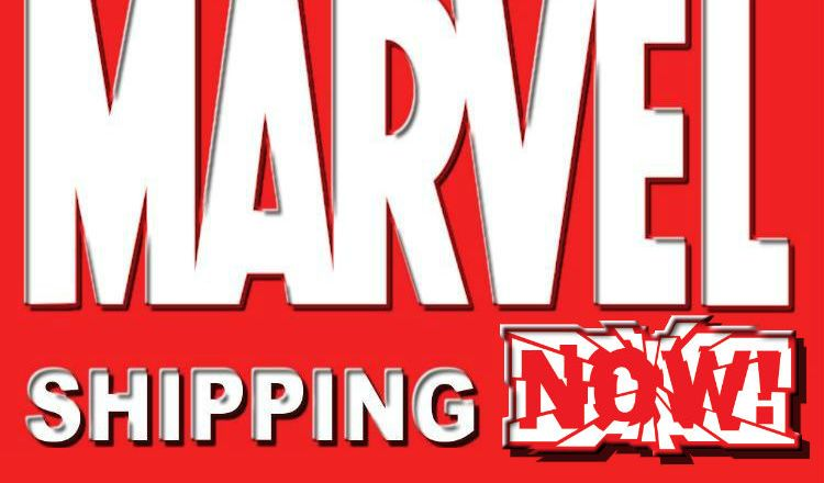 Marvel Shipping NOW!