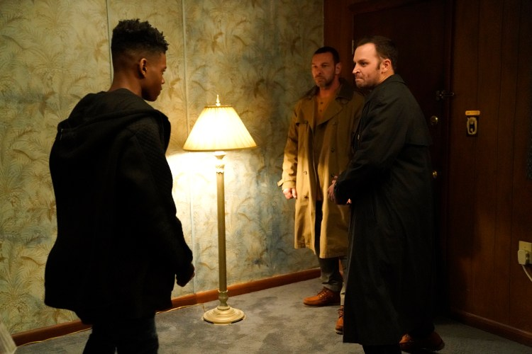 """MARVEL'S CLOAK & DAGGER - """"Two Player"""" - Tandy and Evita must go to great lengths when Tyrone is put in a dangerous situation. Meanwhile, Adina looks to someone surprising for help. This episode of """"Marvel's Cloak & Dagger"""" airs May 16 (8:00-9:01 p.m. EDT) on Freeform. (Freeform/Alfonso Bresciani)"""