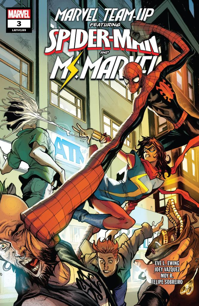 The Marvel Reviews For The Week Of June 05, 2019 - Last War Call
