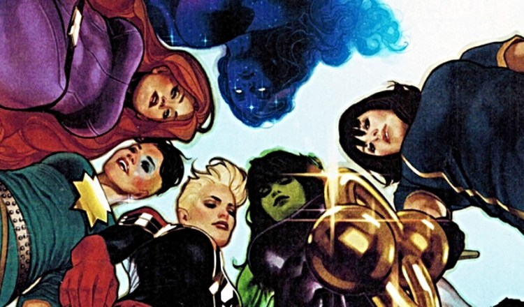 Marvel A-Force Ladies