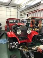 Levitts garage