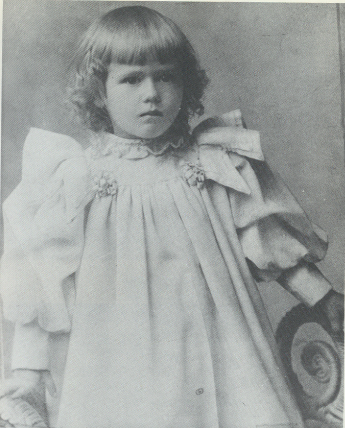 Gladys Smith age 5