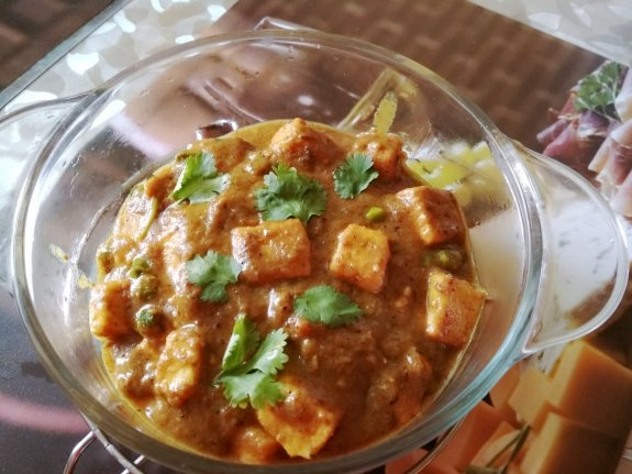 How to Make Matar Paneer Recipes Matar Paneer Recipes