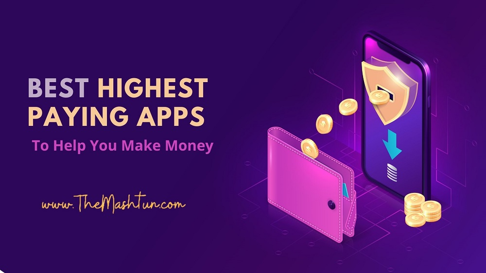 Best Highest Paying Apps