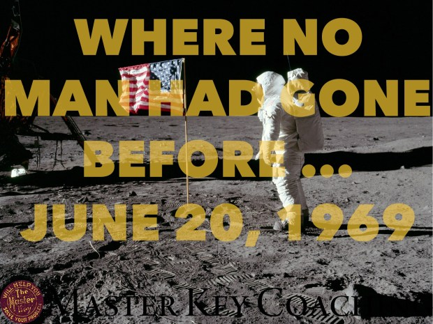 Where No Man Had Gone Before: July 20, 1969.