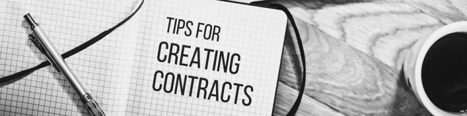 Great tips on creating contracts for your flooring business