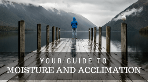 Your Guide to Hardwood Flooring Moisture and Acclimation