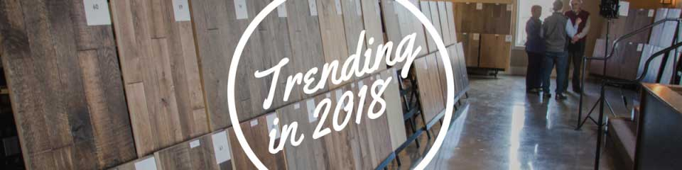 Trending in 2018