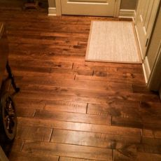 Durango Rye installed in an Overland Park home. <br /> <small>Photographer: Jeff Schlickt </small><small>Location: Overland Park, KS </small>