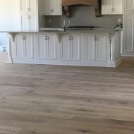 We installed Palladio Whiskey throughout the entire downstairs of this new construction home with the exception of the baths and laundry. They absolutely love it!