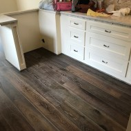 """Gallery """"Hermitage"""" from Real Wood Floors installed in bedroom and hallway."""