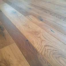 Lovely European White Oak floor from Real Wood Floors. <br /> <small>    Location: West Plains, Mo </small>