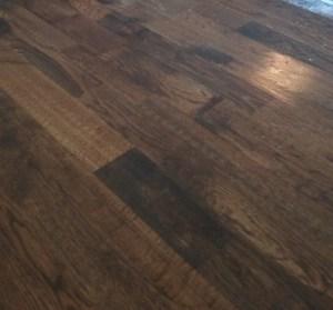 Multi-width Red Oak
