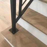 Longhouse Plank FloorNose Mödling Staircase