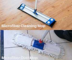 Wood Floor Mops