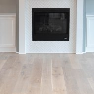 Silvian Kivi from Real Wood Floors installed by Klopfenstein Construction in Kansas City, MO.