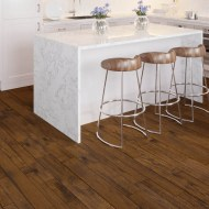 Durango Caramel Hickory - Solid European Genuine Handscraped Hardwood