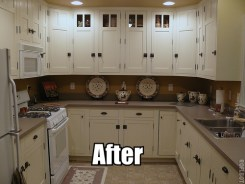 Kitchen remodel - after