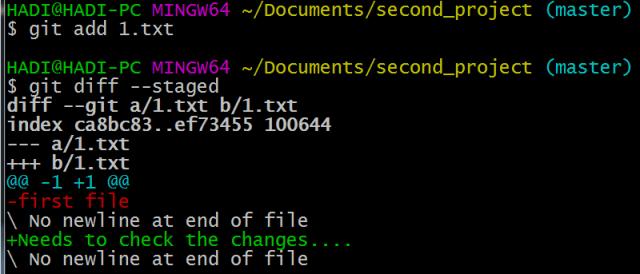 add file