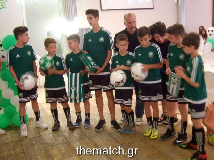 Επιτυχής η εκδήλωση για το αθλητικό μουσείο του γυμνασίου Σαγείκων