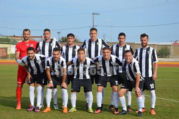 Πρωταθλήτρια πριν... τις γιορτές η Καλαμάτα 1-0 τον Ασπρόπυργο