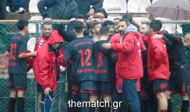 Ημιτελικός κυπέλλου Ε.Π.Σ.Αχαΐας: Πανμοβριακός Ριόλου- Δήμος Διακοπτού 3-1 (φωτό)