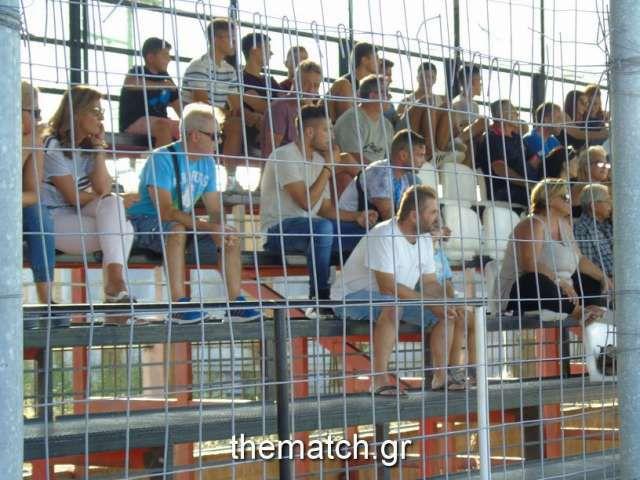 Δόξα Νέας Μανωλάδας- Αχαϊκή 0-2 (πλούσιο φωτορεπορτάζ)