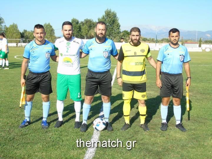 Φιλική νίκη της Αχαϊκής 2-1 το ΠΑΟ Βάρδας (πλούσιο φωτορεπορτάζ)