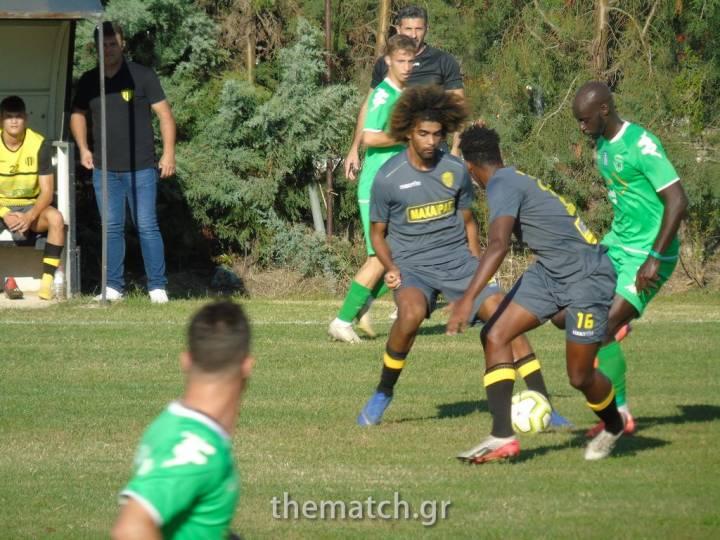 Έμεινε όρθια η Αχαϊκή 0-0 στη Νέα Μανωλάδα με ΠΑΟ Βάρδας (βίντεο-φωτό)