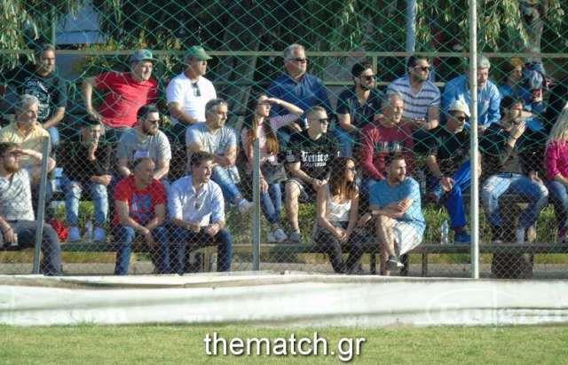 Α' Ε.Π.Σ.Α: Πανηγύρια στο Ριόλο για τον τίτλο μετά το διπλό με 1-2 στη Δόξα Παραλίας (φωτό-βίντεο)