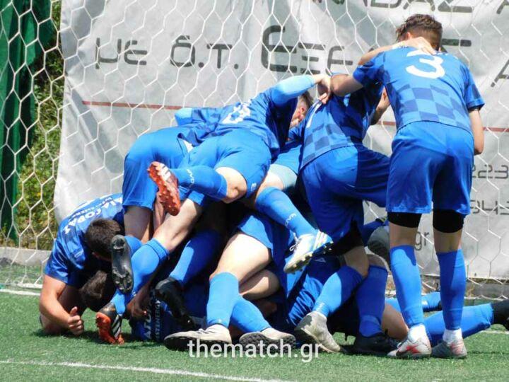 Τρίτη σερί νίκη για Διαγόρα Βραχνεΐκων 1-0 τον Παλληξουριακό (πλούσιο φωτορεπορτάζ)