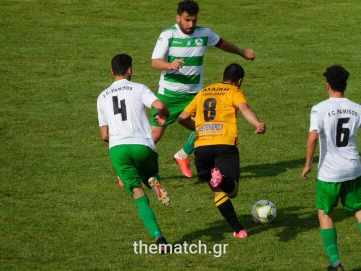 Νίκη μισή παραμονή για Αχαϊκή 2-0 τον Πάμισο (φάσεις-συνεντεύξεις-φωτό)