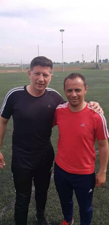 Στη Λάρισα ο Λαγός με Στάικο για το UEFA A